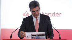 José Antonio Álvarez, CEO de Banco Santander