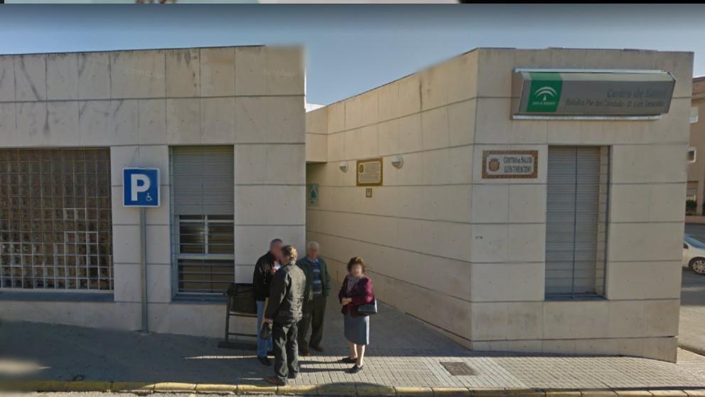 Centro de salud de Bollullos Par del Condado. Foto: Google Maps