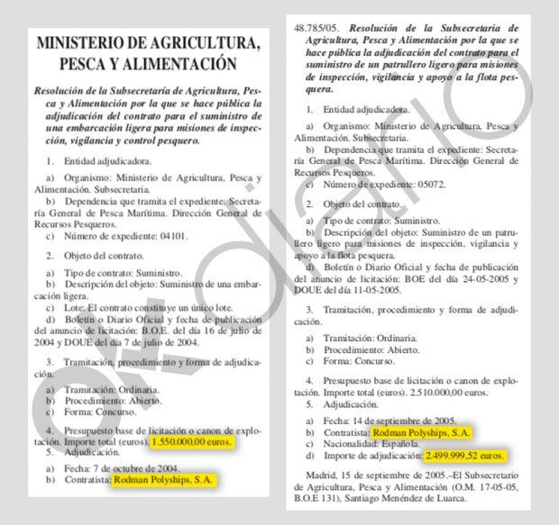 Espinosa dio siendo ministra 10,8 millones en contratos a la empresa de cuya filial en Panamá es tesorera