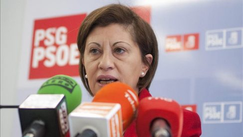 La ex ministra de Zapatero, Elena Espinosa.