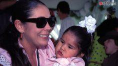Isabel Pantoja y su hija Isa P