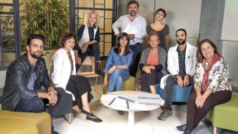 Comienza el rodaje de 'Madres' en Telecinco