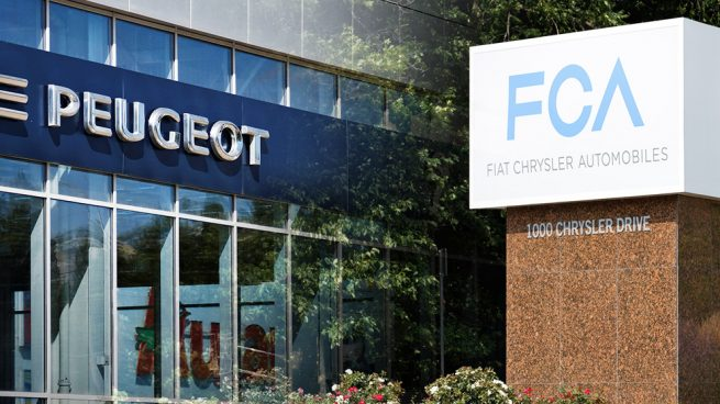 ▷ Fiat Chrysler y Peugeot firman su fusión al 50%