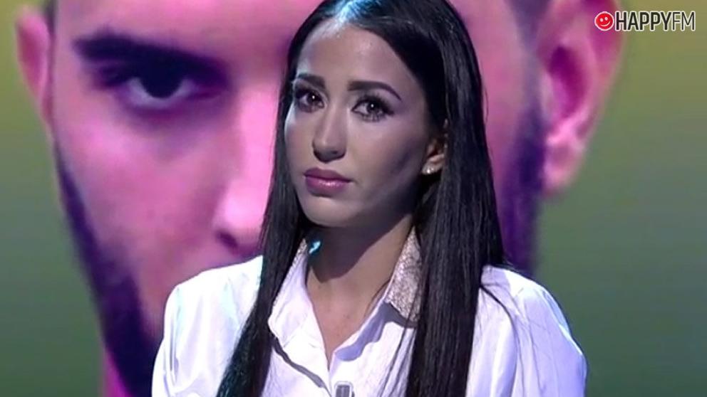 Aurah Ruiz, preocupada por la salud de su hijo