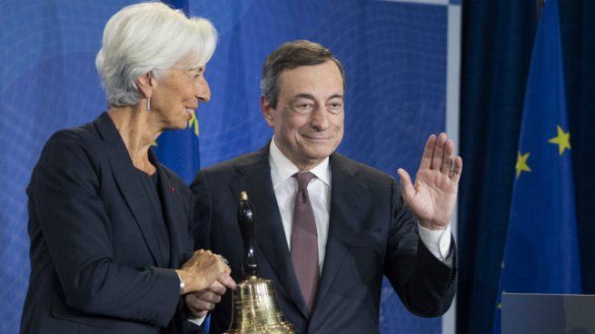 El BCE premiará a la banca más 'verde' con hasta un 25% menos de necesidades de capital