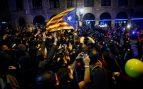 violencia en Cataluña
