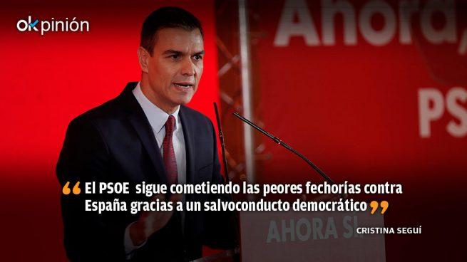 El PSOE es el Concorde