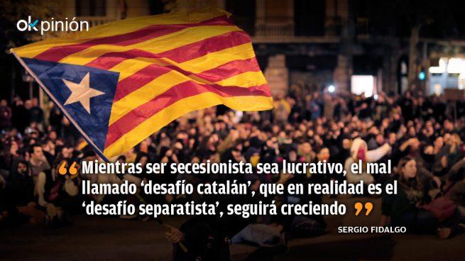 80 millones para sembrar rencor en Cataluña