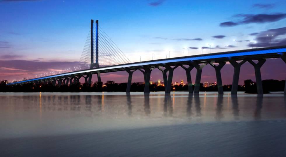 Puente de Champlain @ACS