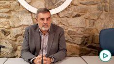 El portavoz del PP en el Ayuntamiento de Vigo, José Alfonso Marnotes.