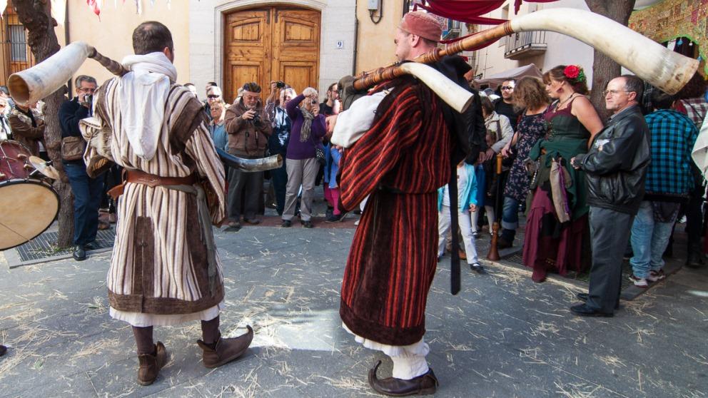 En nuestro país se celebran muchas ferias el Día de Todos los Santos