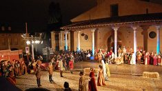 Las Fiestas El Tenorio Mendocino ofrecen una visión histórica de la ciudad de Guadalajara