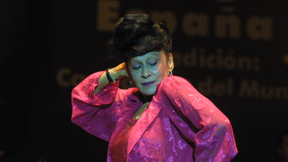 La diva del Buena Vista Social Club, Omara Portuondo. Foto: EP