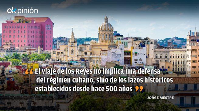 Los Reyes viajan a Cuba