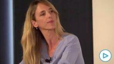 Cayetana Álvarez de Toledo en el debate de La Vanguardia.
