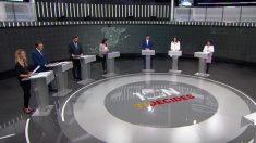 Debate de portavoces, en RTVE.
