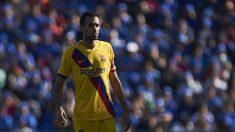 Busquets durante un partido. (AFP)