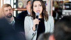 Inés Arrimadas, dirigente de Ciudadanos y candidata por Barcelona al 10-N @Getty