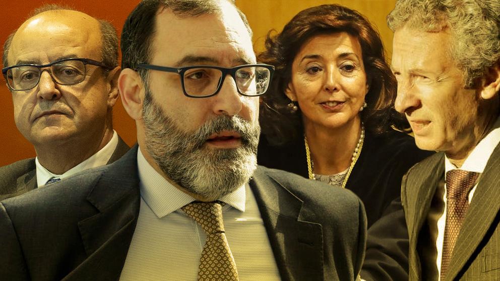 Velasco, De la Mata, Barrientos y Espejel candidatos a la Sala de Marchena que juzgará a Puigdemont