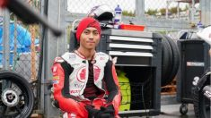 Fallece el piloto indonesio Afridza Munandar tras un accidente en la Asia Talent Cup. (MotoGP)
