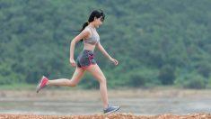 A la hora de correr es importantísimo que la postura sea correcta para no sufrir daños