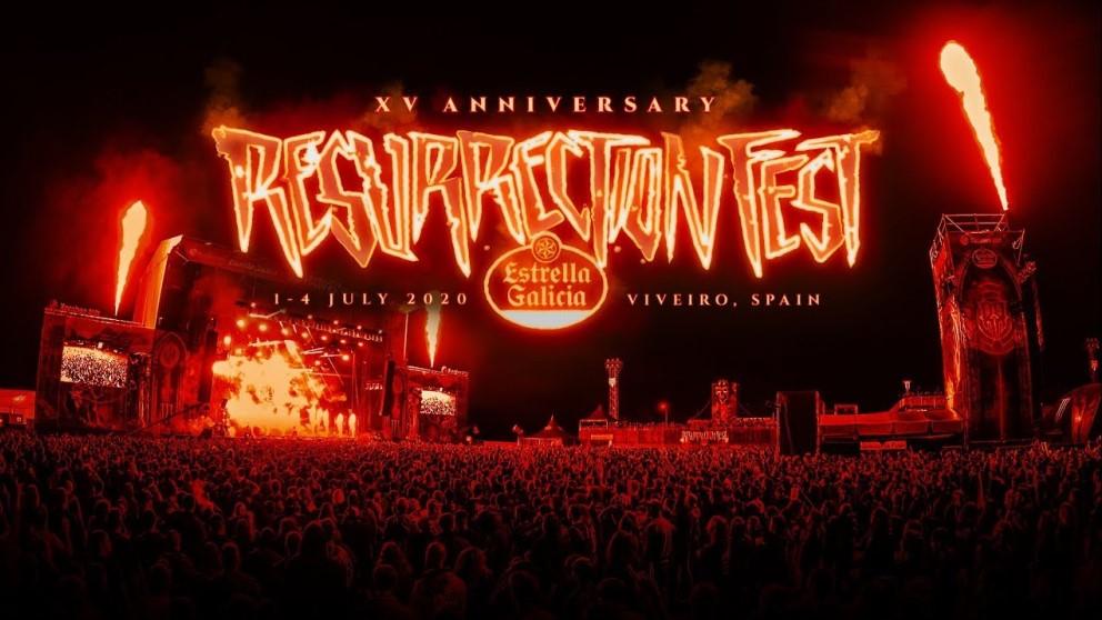El Resurrection Fest es un prestigioso festival que arrasa cada año en Galicia
