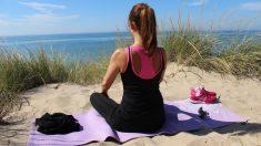 El yoga se puede practicar en cualquier lugar