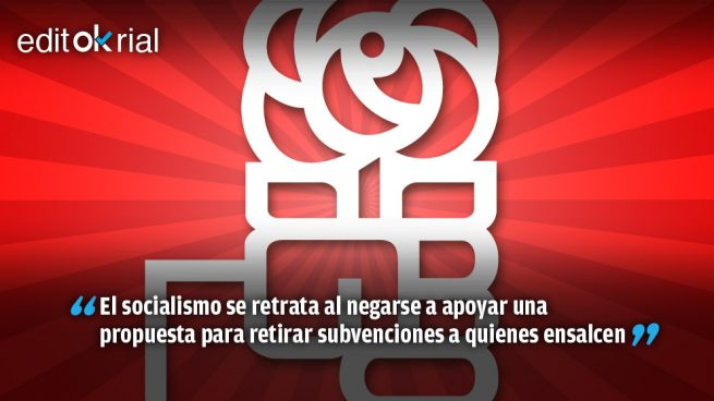 El PSOE madrileño sale en auxilio del comunismo
