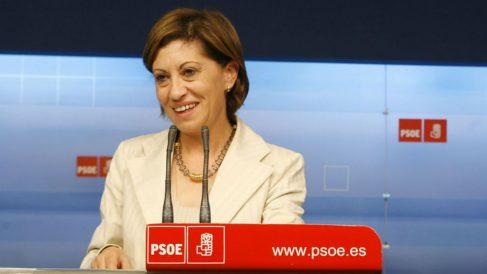 Elena Espinosa, ex ministra socialista y actual teniente de alcalde del Ayuntamiento de Vigo.