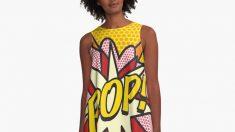 El Art Pop es uno de los estilos más llamativos y rompedores