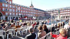 La Almudena es una de las grandes celebraciones de la capital