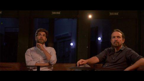 Gonzo entrevista a Pablo Iglesias en 'Salvados'