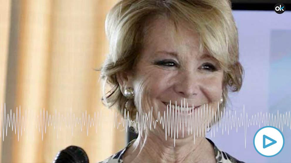 La declaración de Esperanza Aguirre en la Audiencia Nacional.