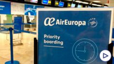 Priority Boarding de Air Europa (Foto: Air Europa)