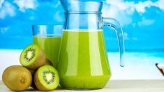 El kiwi tiene un alto contenido en vitamina C