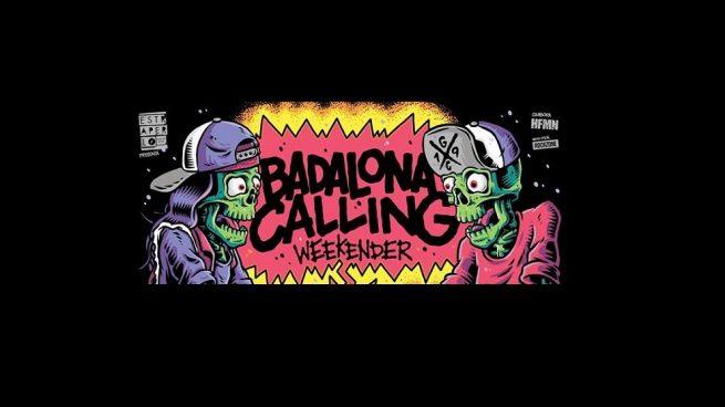 badalona calling weekender 2019