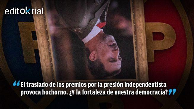 Los Princesa de Gerona, en Barcelona: vergonzosa claudicación