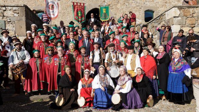fiesta del orujo en potes 2019