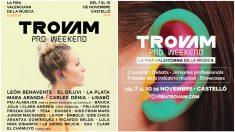 La Fira Valenciana de la Música Trovam es una de las citas musicales más importantes del año