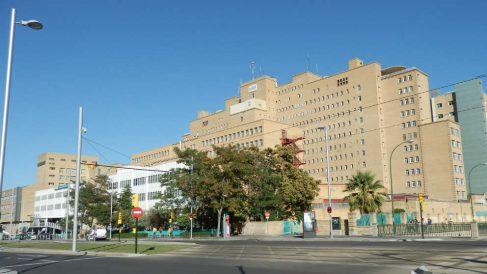 Hospital Miguel Servet de Zaragoza.
