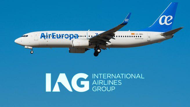 IAG anuncia un 'profit warning' tras la compra de Air Europa