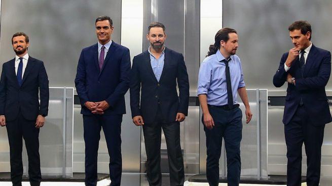 De las «mamadas» de Iglesias al «ICB» de Rivera: las mejores frases del debate electoral