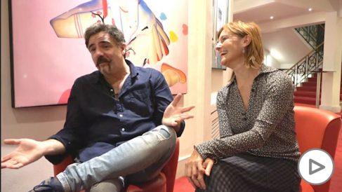 Javier Navares y Silvia Luchetti son Vlad y la Condesa Lily en el musical Anastasia. Vídeo: David García Sepúlveda