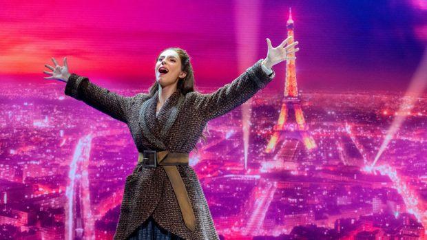 Anastasia el musical es la última producción de Stage Entertainment en España.