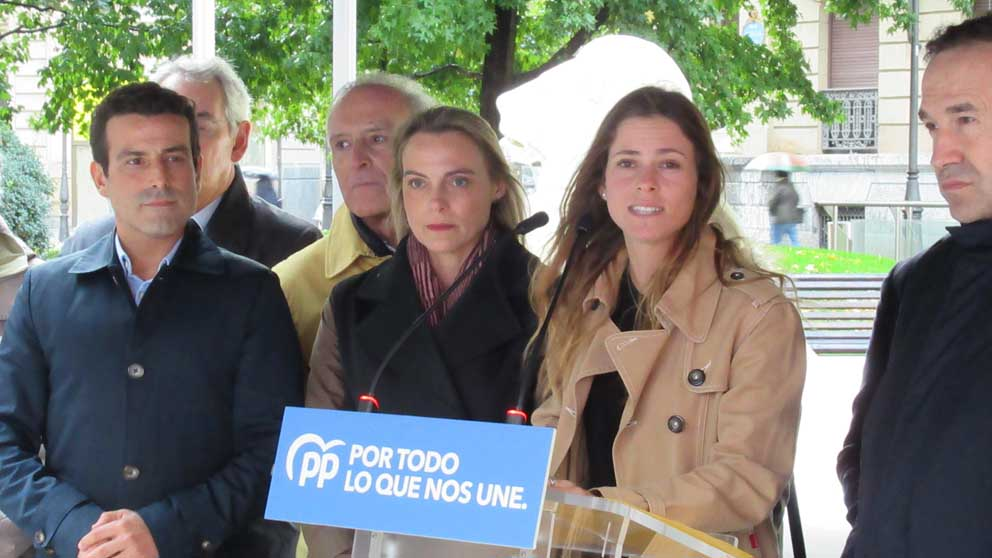 Beatriz Fanjul. Foto: Europa Press.