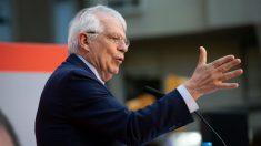 El ministro de Asuntos Exteriores, Unión Europea y Cooperación, Josep Borrell. (Foto: EP)