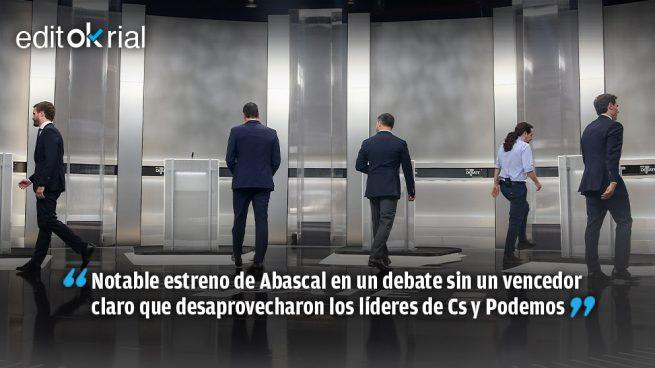 Casado se reivindica; Sánchez resiste y Rivera naufraga