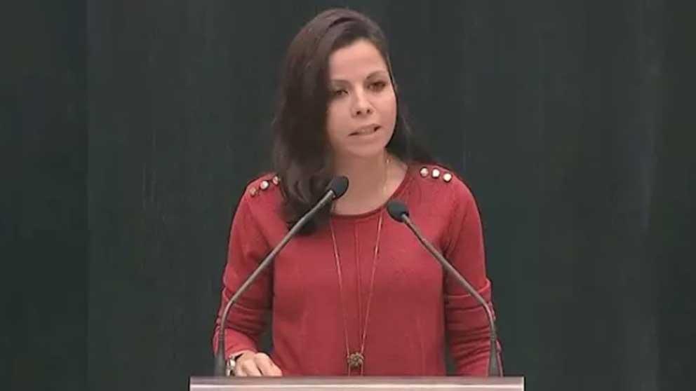 Erika Rodríguez. Foto: Europa Press.