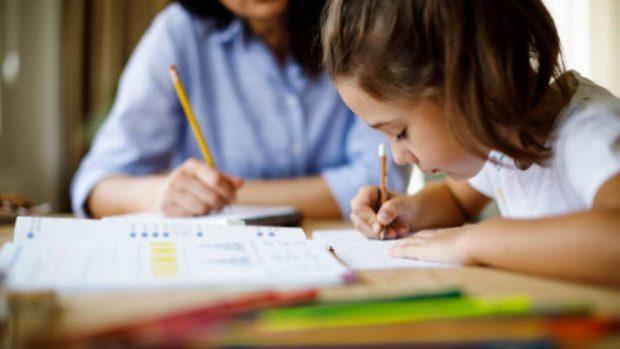 Garabatos: Cómo es el lenguaje secreto de los niños