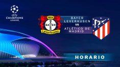 Champions League 2019-2020: Bayer Leverkusen – Atlético | Horario del partido de fútbol de Champions League.